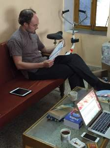 Dr. James (aka, the DALY lama) tackles the literature
