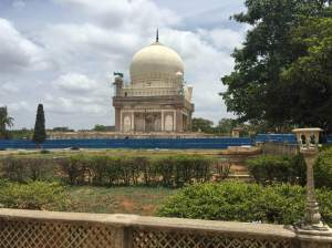 Tomb of Muhammad Quli Qutb Shah (founder of Hyderabad)